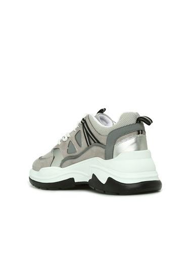 Divarese 5024467 Erkek Sneaker Gri